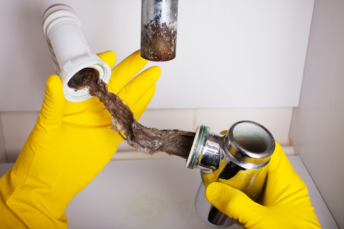 Why Do Pipes Get Clogged?